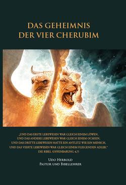 Das Geheimnis der vier Cherubim von Herbold,  Udo