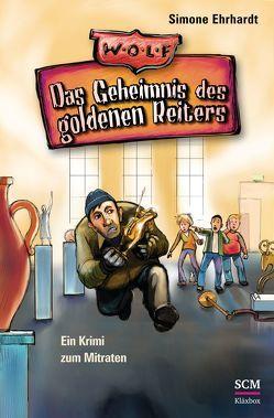 Das Geheimnis des goldenen Reiters von Ehrhardt,  Simone