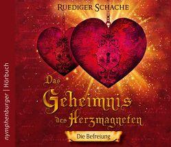 Das Geheimnis des Herzmagneten Tl.2 von Schache,  Ruediger