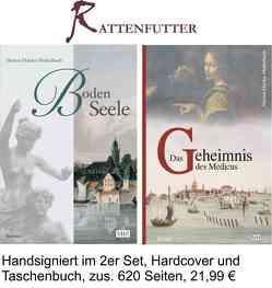 Das Geheimnis des Medicus + BodenSeele, Set, 2 Bde. von Harder-Merkelbach,  Marion