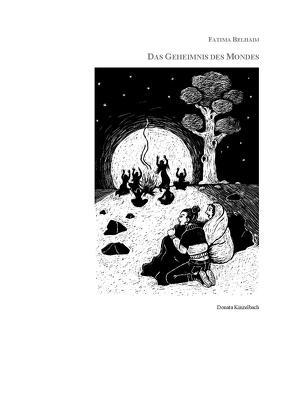 Das Geheimnis des Mondes von Becker,  Norbert, Belhadj,  Fatima, Koch,  Nicola
