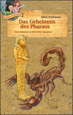 Das Geheimnis des Pharaos von Claßen,  Christoph, Wierlemann,  Sabine