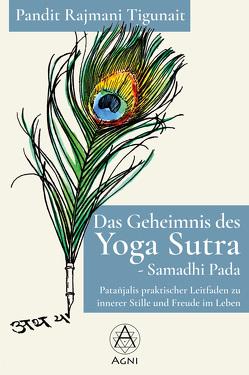Das Geheimnis des Yoga Sutra – Samadhi Pada von Nickel,  Michael, Tigunait,  Pandit Rajmani