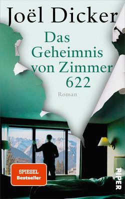 Das Geheimnis von Zimmer 622 von Dicker,  Joël, Meßner,  Michaela, Thoma,  Amelie