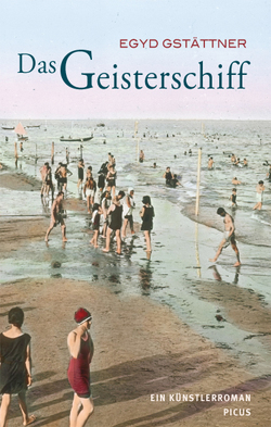 Das Geisterschiff von Gstättner,  Egyd