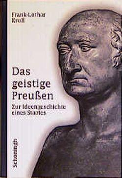 Das geistige Preussen von Kroll,  Frank L