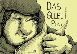 Das gelbe Pony von Brenneisen,  Tina