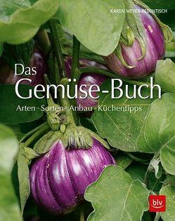 Das Gemüse-Buch von Meyer-Rebentisch,  Karen