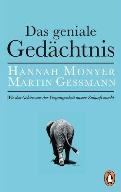 Das geniale Gedächtnis von Gessmann,  Martin, Monyer,  Hannah