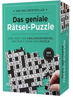 Das geniale Rätsel-Puzzle von Riva Verlag