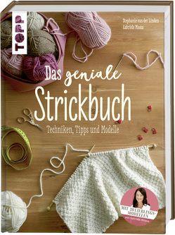 Das geniale Strickbuch von Moosa,  Gabriele, van der Linden,  Stephanie