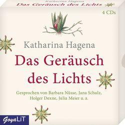 Das Geräusch des Lichts von Dexne,  Holger, Hagena,  Katharina, Meier,  Julia, Schmid,  Angela, Schulz,  Jana