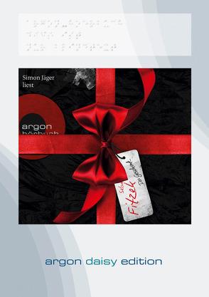 Das Geschenk (DAISY Edition) von Fitzek,  Sebastian, Jäger,  Simon
