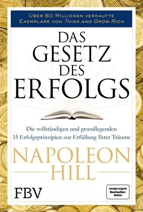Das Gesetz des Erfolgs von Hill,  Napoleon