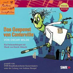 Das Gespenst von Canterville von Albrecht,  Henrik, Wilde,  Oscar