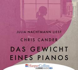 Das Gewicht eines Pianos von Cander,  Chris, Nachtmann,  Julia, Sturm,  Ursula