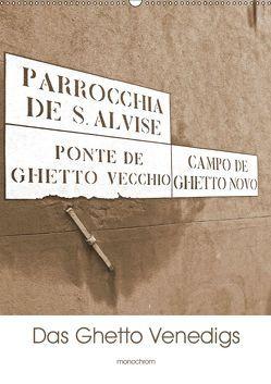 Das Ghetto Venedigs (Wandkalender 2019 DIN A2 hoch) von Schimon,  Claudia