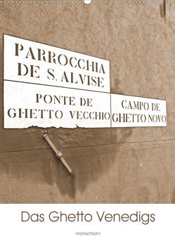 Das Ghetto Venedigs (Wandkalender 2020 DIN A2 hoch) von Schimon,  Claudia