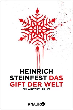 Das Gift der Welt von Steinfest,  Heinrich