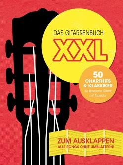 Das Gitarrenbuch XXL von Bosworth Edition