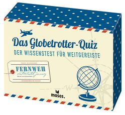 Das Globetrotter-Quiz von Krafft,  Johan Christoph