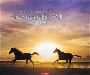 Das Glück der Erde Kalender 2022 von Slawik,  Christiane, Weingarten