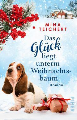 Das Glück liegt unterm Weihnachtsbaum von Teichert,  Mina