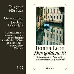 Das goldene Ei von Leon,  Donna, Schmitz,  Werner, Schönfeld,  Joachim