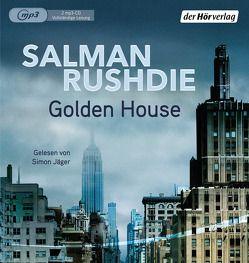 Golden House von Herting,  Sabine, Jäger,  Simon, Rushdie,  Salman