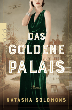 Das goldene Palais von Becker,  Martin Ruben, Solomons,  Natasha