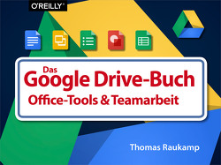 Das Google-Drive-Buch von Raukamp,  Thomas