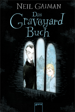 Das Graveyard Buch von Gaiman,  Neil, Riddell,  Chris, Tiffert,  Reinhard