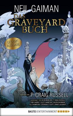 Das Graveyard-Buch von Gaiman,  Neil, Schmidt,  Dietmar