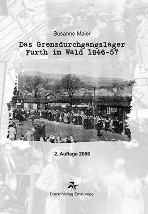 Das Grenzdurchgangslager von Maier,  Susanne