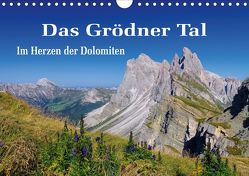 Das Grödner Tal – Im Herzen der Dolomiten (Wandkalender 2020 DIN A4 quer) von LianeM