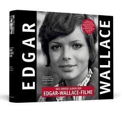 Das große Album der Edgar-Wallace-Filme | Handsigniert von Uschi Glas von Kramp,  Joachim, Naumann,  Gerd, Thomas,  Peter