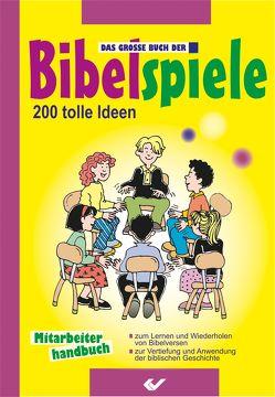 Das große Buch der Bibelspiele