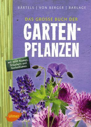 Das große Buch der Gartenpflanzen von Barlage,  Andreas, Bärtels,  Andreas, Berger,  Frank M. von