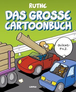 Das große Cartoonbuch von Ruthe,  Ralph