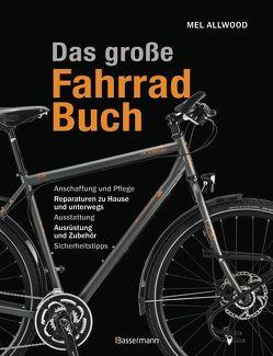 Das große Fahrradbuch von Allwood,  Mel