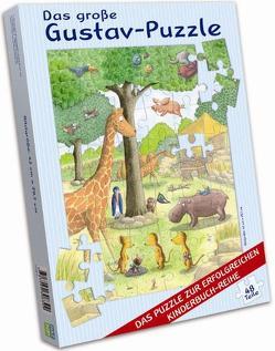 Das große Gustav-Puzzle von Madsack Supplement GmbH & Co KG, Siegner,  Ingo