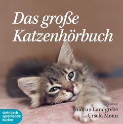 Das große Katzenhörbuch von Landgrebe,  Gudrun, Monn,  Ursela