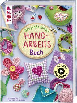 Das große Kinder-Handarbeitsbuch von Andresen,  Ina, Heidenreich,  Franziska