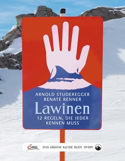 Das große kleine Buch: Lawinen von Renner,  Renate, Studeregger-Renner,  Arnold