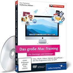Das große Mac-Training von Hubner,  Katharina