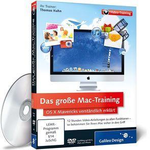 Das große Mac-Training von Kuhn,  Thomas
