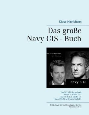 Das große Navy CIS – Buch von Hinrichsen,  Klaus