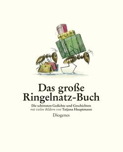 Das große Ringelnatz-Buch von Hauptmann,  Tatjana, Ringelnatz,  Joachim
