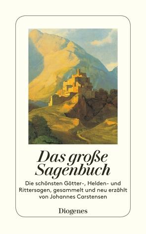 Das große Sagenbuch von Carstensen,  Johannes