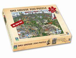 Das große Zoo-Puzzle von Madsack Supplement GmbH & Co KG